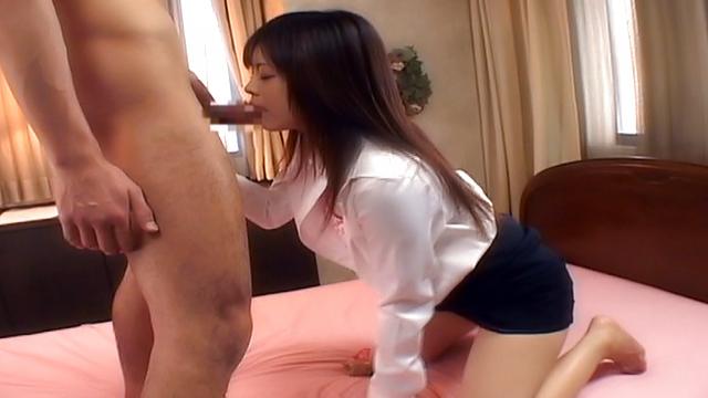 Japan Videos Hardcore action as horny Rika slammed