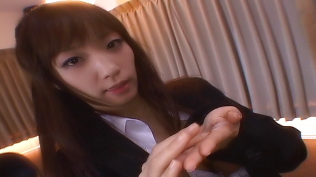 Japan Videos Naughty office lady gets nailed harder