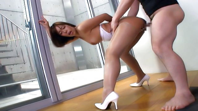 Japan Videos Saijou Sara enjoys a mindblowing hardcore session