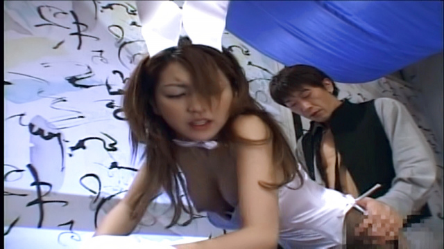 Japan Videos Stunning Asian seductress is hot for stiff dick