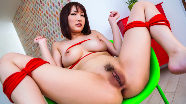 Japan Videos Warm Asian blowjob by busty Japanese Mikuni Maisaki